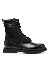 Prada Ankle Length Hiking Style Boots