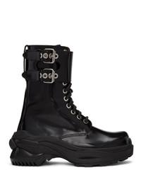 Maison Margiela Black Ranger Combat Boot
