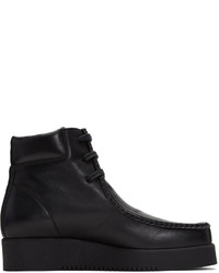 Calvin Klein Collection Black Wally Boots