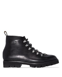 Grenson Bobby Leather Hiking Boots
