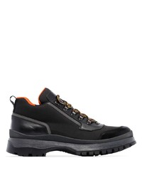 Prada Brixen Mid Height Hiking Boots