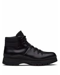 Prada Brixxen Ankle Length Boots