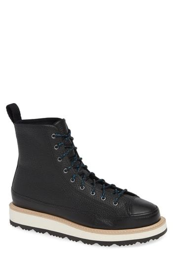 chuck taylor work boots