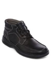 Clarks Cameron Moc Toe Boots