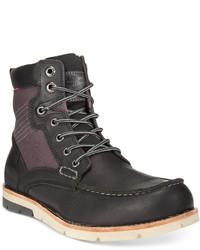 Levi's Dawson Canvas Moc Toe Boots