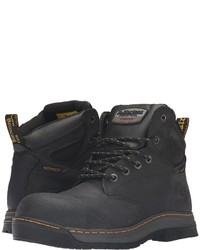 Dr Martens Work Deluge Electrical Hazard Waterproof Steel Toe 6 Eye Boot Work Lace Up Boots