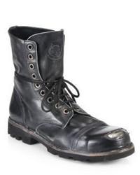 Diesel Hardkor Steel Lace Up Boots