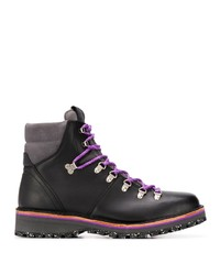 Paul Smith Lace Up Hiking Ankle Boots