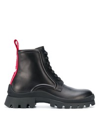 DSQUARED2 Leather Lace Up Boots