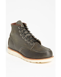 Red Wing Shoes Red Wing 6 Inch Moc Toe Boot