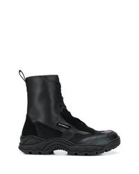 Rombaut Ridged Sole Boots