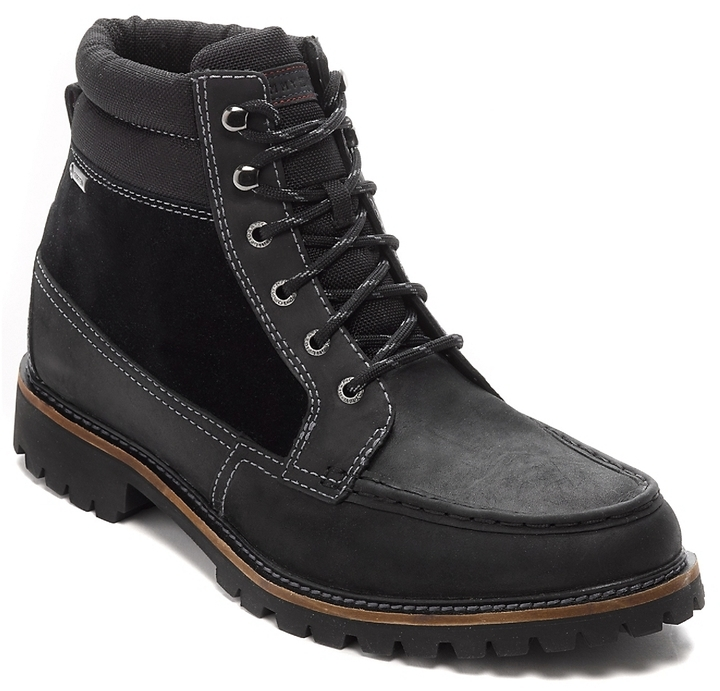 Tommy Hilfiger All Weather Leather Work Boot | Where to buy & how ...