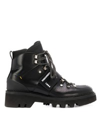 DSQUARED2 Touch Strap Ankle Boots