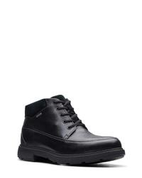 Clarks Un Tread Waterproof Moc Toe Boot