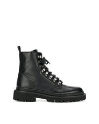 Balmain Utility Ankle Boots