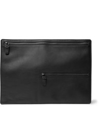 Álvaro Archivia Leather Pouch