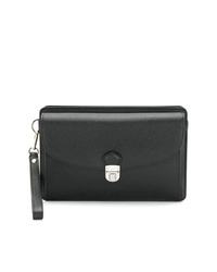Tod's Double Pocket Clutch