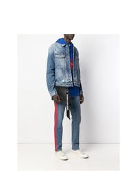 Calvin Klein Jeans Logo Clutch Bag