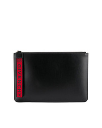 Givenchy Saffiano Leather Clutch