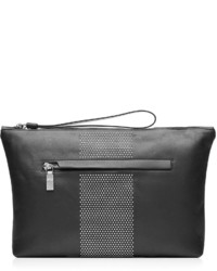 Alexander McQueen Zipped Leather Pouch