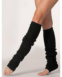 American apparel long leg warmer medium 114349