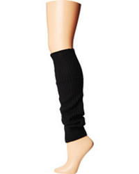Hue Super Long Ribbed Legwarmer