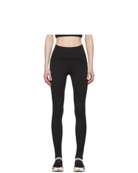 adidas by Stella McCartney Black Comfort Tights