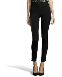 Nell Black Jersey Roya Leggings