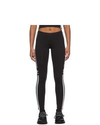 adidas Originals Black Trefoil Tights