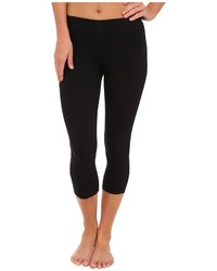 Three Dots Cotton Stretch Cropped Legging Clothing