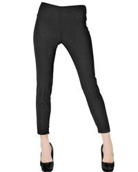 RED Valentino Stretch Wool Leggings