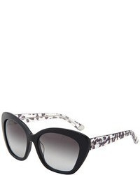 Juicy Couture Glittered Cat Eye Sunglasses