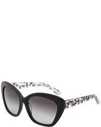 Juicy Couture Glittered Cat Eye Sunglasses