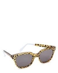 Cat Eye Sheriffcherry Classic Wild Cat Honey Sunglasses