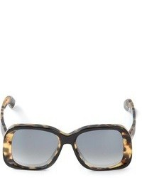 Sportmax Square Frame Sunglasses
