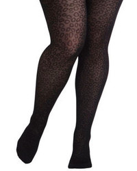 Hosiery wild you were out tights in plus size medium 97082