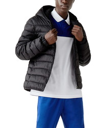 Lacoste Water Resistant Puffer Jacket