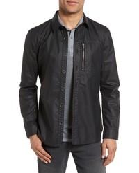 John Varvatos Star Usa Zip Pocket Shirt Jacket