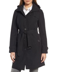 MICHAEL Michael Kors Michl Michl Kors Packable Trench Coat With Hood