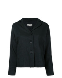 Caramel Buttoned Jacket