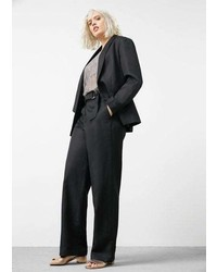Linen cotton blend blazer medium 5025282