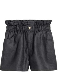 H&M Short Linen Shorts