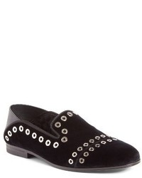 Alexander McQueen Grommet Convertible Loafer