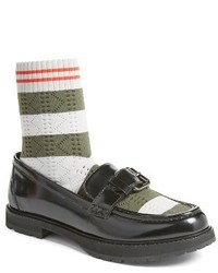 Fendi Marie Antoinette Sock Loafer