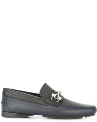 Versace Medusa Horsebit Loafers