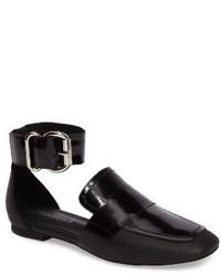 Jeffrey Campbell Meyler Cuffed Loafer Flat