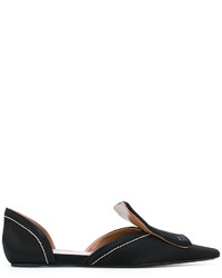 Marni Square Toed Loafers