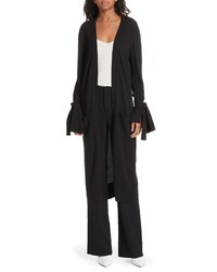 Brochu Walker Albian Tie Cuff Duster