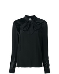Fausto Puglisi Bow Neck Blouse