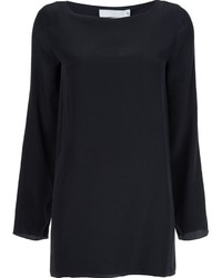 Chloé Long Sleeved Tunic Blouse